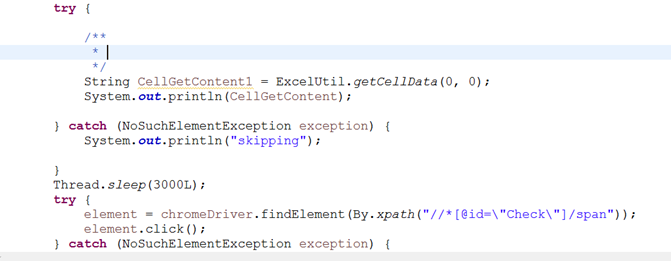 How to create Javadoc to improve readability